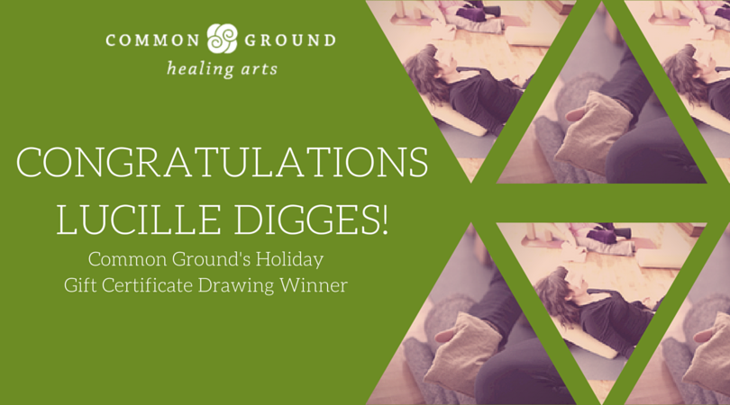 Congratulations lucille digges! (1)