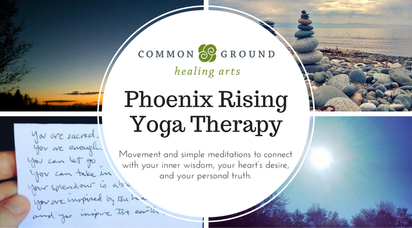 Phoenix Rising Yoga Therapy at Common Ground